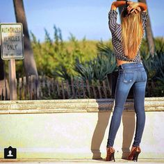 WEBSTA @ judybluejeans - Our very popular #8327 Super Soft Rayon Distressed denim will be back in stock this week! Be sure to ask for them at your nearest retailer! WARNING: Extremely soft and can cause intense comfort
