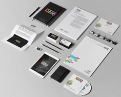 25 Creative Corporate Identity and Branding Design examples