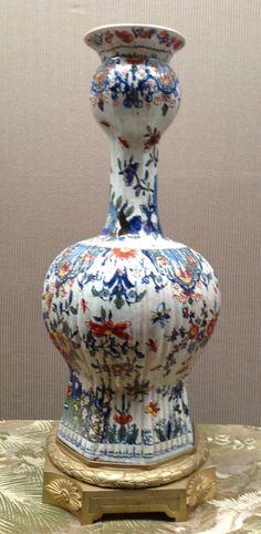 Dutch Delft Vase_19c