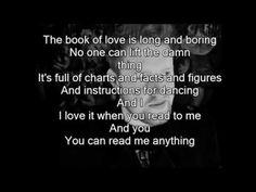 The Book of love   Gavin James