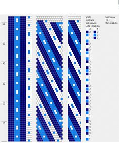 niebieska a/symetria