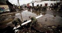 Un Nuevo Temblor De 6,3 Grados Richter Sacudió La Zona Del Terremoto En Chile