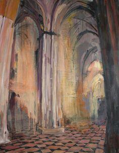 Mercedes Garrido - Síndrome Stendhal Catedral Sevilla. Catedral 4