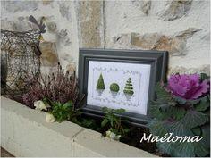"""Blog : """"Maéloma"""".  Très joli blog Blog, Frame, Home Decor, Picture Frame, A Frame, Interior Design, Frames, Home Interior Design, Home Decoration"""