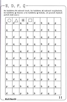 Dyslexia Activities, Cognitive Activities, Preschool Worksheets, Therapy Activities, Education Banner, Kids Education, Special Education, Visual Perceptual Activities, Material Didático