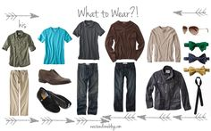 What to Wear : Courtships, Sessions, Photography, Engagement, Portraits, Fashion, Guys