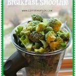 Anti-Cancer Breakfast Smoothie