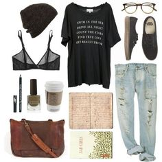 When you're feelin a little edgy ;) #outfits #style