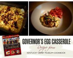 Governor's Egg Casserole Recipe