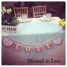 Hey, I found this really awesome Etsy listing at https://www.etsy.com/listing/176458562/personalized-love-burlap-banner-with-two