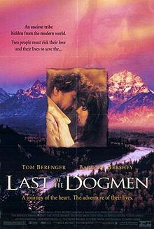 "Last of the Dogmen 1995 "".a hardy band of native Americans who had somehow escaped the 1864 Sand Creek massacre and survived for 128 years secluded in the Montana Wilderness. Good Movies To Watch, Great Movies, Excellent Movies, Native American Movies, Super Movie, Movies Worth Watching, Adventure Movies, Western Movies, Video Film"