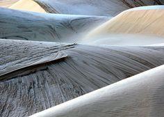 The White Sand Dunes near Mui Ne, Vietnam