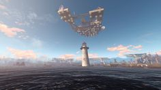 This Fallout 4 Mod Brings BioShock Infinite Into the Wasteland - 4