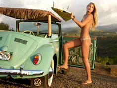 The Sunset Strip Beetle