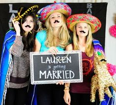 Party Planning: How to Host a Bachelorette Fiesta Weekend
