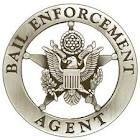 Bail Enforcement Marshall Style Badge