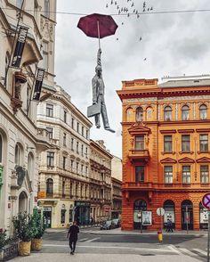 Street View, World, Prague, Architecture, Destinations