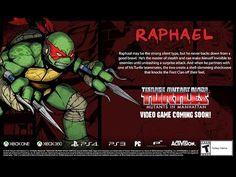 TMNT Mutants in Manhattan Raphael Showcase