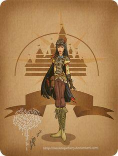 princess disney steampunk - Buscar con Google