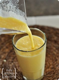 Wake up to a Homemade Orange Julius!