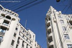 between the wars architecture Bucharest, Daily Photo, Louvre, War, Building, Travel, Viajes, Buildings, Trips