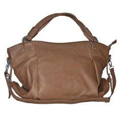 Beuteltasche Max Mon beige und schwarz #tasche #mode #trend #bag #handtasche #b2b #großhandel