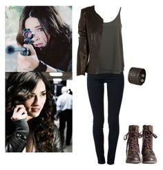 """Allison Argent"" by shadyannon ❤ liked on Polyvore featuring STELLA McCARTNEY, Nemesis, Miss Selfridge and Roberto Cavalli"