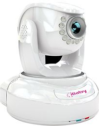 iHealth - iBaby Monitor for Apple® iPhone®, iPod® touch and iPad® - White - M3 - Interesting