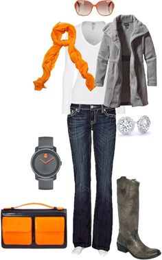 """UT Vols football"" by klc0367 on Polyvore"