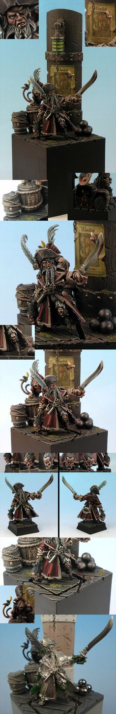U.K. 2011 - Warhammer Single Miniature - Demon Winner, the unofficial Golden Demon website