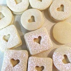 Quasi pronti.. . . . . #food #instalike #instafood #instafollow #picoftheday #cookies #biscotti #heart #dolci #sweet #bakingtime #saturday #weekend #dolcetti #instayummy #yummy #yum #yummy #pastry