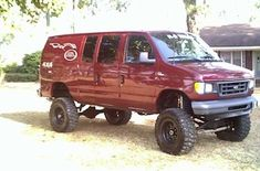 thunders garage used 4x4 vans for sale
