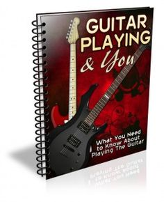 Guitar Online, Guitar Lessons, Playing Guitar, Free Ebooks, Musical Instruments, Musicals, Pdf, Music Instruments, Instruments