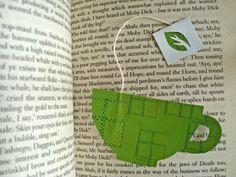 11 #Beautiful DIY Bookmarks ...