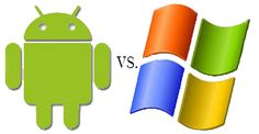 Will Android Destroy Windows and websites?
