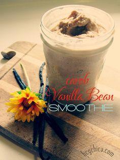 P3 hCG Diet Smoothie recipe- SO YUM.  Sugar free, low carb, tastes like ice-cream to me.
