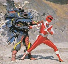 Red Mask - Maskman Red Mask, Cute Japanese, Skin Tight, Power Rangers, Godzilla, My Childhood, Monsters, Retro, Gallery