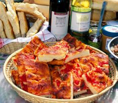 It might seem silly considering the basic ingredients, but one taste of a true Italian pizza and you will never feel the same about this simple and delicious food again. On a Backroads Bike Tour, you can pedal from Umbria to Cortona and delight in fabulous authentic cuisine with mouthwatering regional flavors. https://www.backroads.com/trips/BTSI-9?p=D546 #tuscany #umbria #biketrip #mybackroadstrip