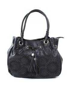 Τσάντα ώμου - Μαύρη 44,99 € Balenciaga City Bag, Shoulder Bag, Handbags, Fashion, Moda, Totes, Fashion Styles, Shoulder Bags, Purse