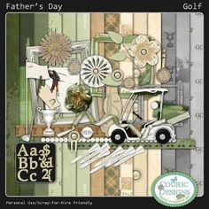 Father's Day - Golf
