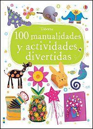 Perfecto libro para practicar #manualidades como el dibujo, la pintura, el collage, el estampado, cortar y pegar... Tus hijos pasaran horas enteras de diversión y podrán crear maravillosas #manualidades