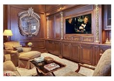 #Luxe home theater.  Los Angeles, CA $12,800,000