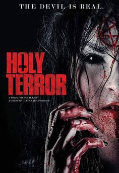 Holy Terror 2017 Movie