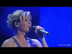 "Helene Fischer "" Time to say Goodbye "" - YouTube"
