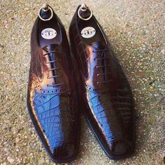 Crocs by g&g Gents Shoes, High End Shoes, Exclusive Shoes, Best Mens Fashion, Dream Shoes, Hot Shoes, Formal Shoes, Luxury Shoes, Oxfords