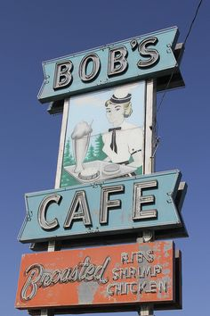 Sioux Falls, South Dakota: Bob's Cafe