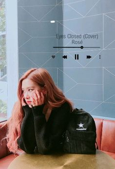 Now if i keep my eyes closed. Love Songs Playlist, Music Video Song, Music Videos, Rose Video, Blackpink Video, Mood Songs, Music Mood, Blackpink Photos, Photos Tumblr