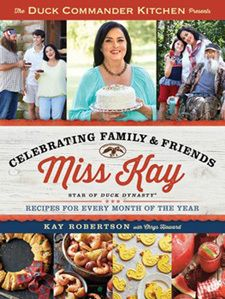 Strawberry Popsicles From 'Duck Dynasty's' Kay Robertson