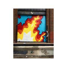 ✌️ Summer is among us  FIRE 4 of 4 new pieces at @angelcitybeer Dtla  @plutoniumpaint  #MDMN #Art #AngelCityBrewery #DTLA #LAart #Mural #Painting #AerosolArt #StreetArt #LAStreetArt #PaintLife #RadTimes #PlutoniumPaint #SprayPaint #PlutoniumSprayPaint #MadeInTheUSA