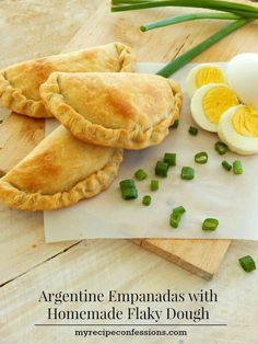 Argentina, Empanadas, Flaky Dough Recipe My mom is from Argentina and her homemade empanadas have always been my favorite! While my siblings and I were growing up, you better believe that there was...